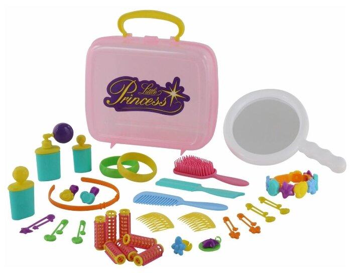 Салон красоты Полесье Маленькая принцесса №3 в чемоданчике (47328)