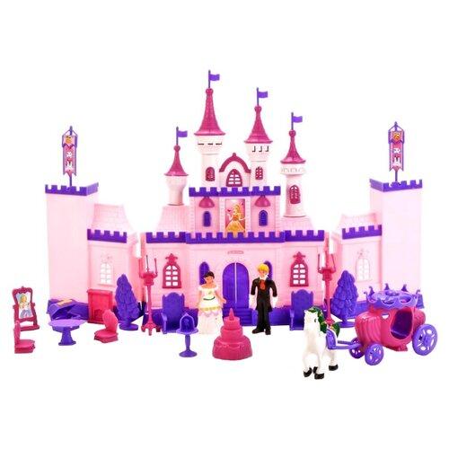 Купить Shantou City Daxiang Plastic Toys Beauty castle B958773, Кукольные домики