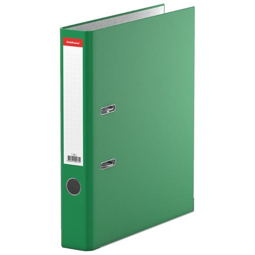 ErichKrause Папка–регистратор с арочным механизмом Standard А4, 50 мм зеленый