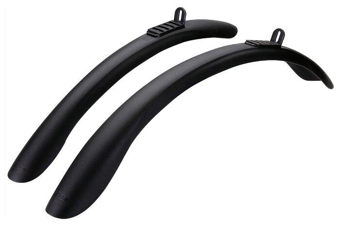 Комплект крыльев для велосипеда BBB RainWarriors BFD-01 24-26'