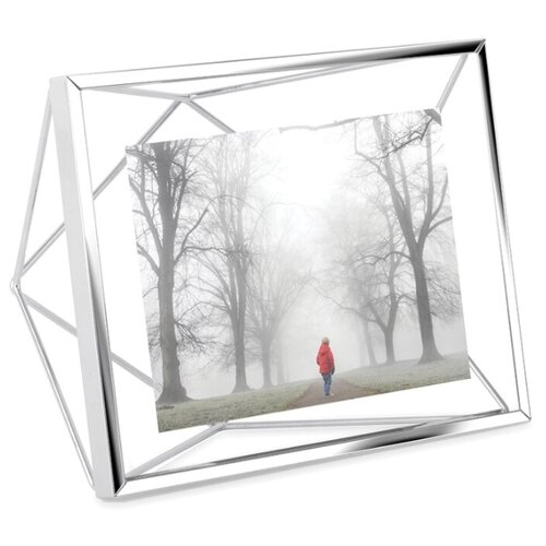 Фото - Фоторамка Prisma 10х15 хром фоторамка prisma 10х15 черная