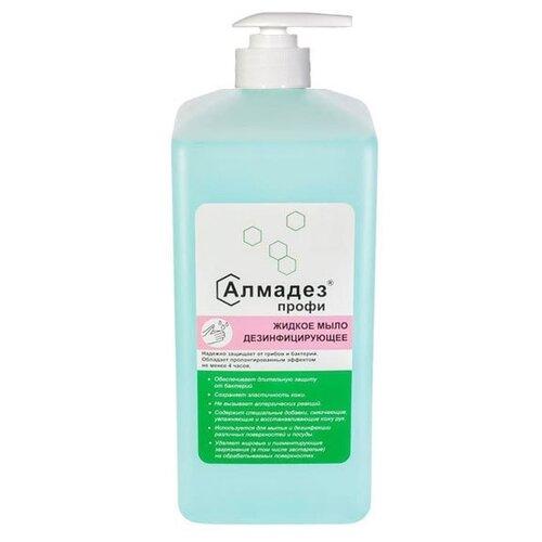 Мыло жидкое Алмадез-профи Дезинфицирующее, 1 л