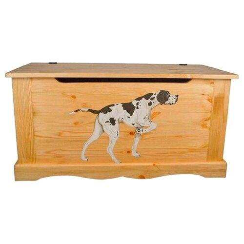 Сундук Волшебная сосна Cof 100 Dog chien 100х50х51 см дерево