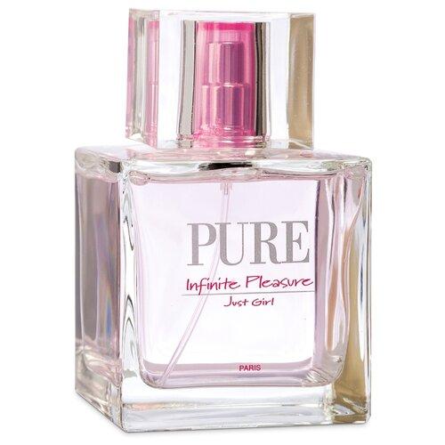 Парфюмерная вода Karen Low Pure Infinite Pleasure Just Girl, 100 мл geparlys парфюмерная вода pure eau fraiche women линии karen low 100 мл