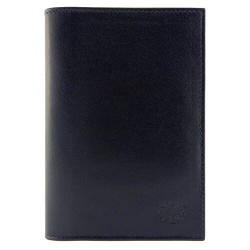Обложка для паспорта Qoper 0844 blue 00-00002960