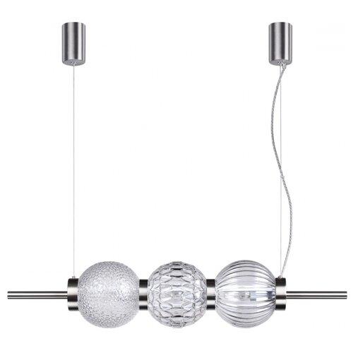 Потолочный светильник Odeon Light Francesca 4273/3, E14, 120 Вт светильник odeon light foks 4103 3 e27 120 вт