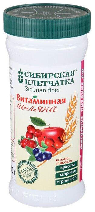 Клетчатка СИБИРСКАЯ КЛЕТЧАТКА Витаминная поляна, 280 г