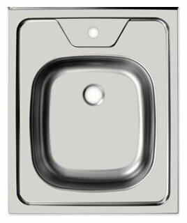 Накладная кухонная мойка UKINOX Standart STD 500.600---4C 0C
