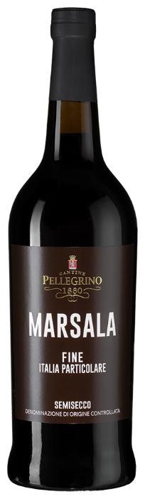 Марсала Pellegrino Marsala Fine IP, 0.75 л
