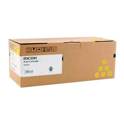 Фото - Тонер-картридж RICOH (407902) Ricoh SP C340DN, желтый, ресурс 3800 стр., оригинальный ricoh картридж ricoh sp c340e для ricoh sp c340dn голубой 3800стр