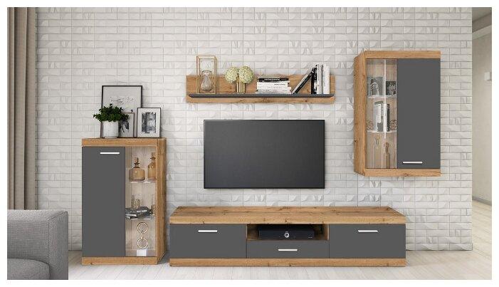Набор мебели для гостиной Black Red White Tess