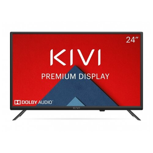 Фото - Телевизор KIVI 24H510KD 24 (2020), черный led телевизор kivi 40f710kb