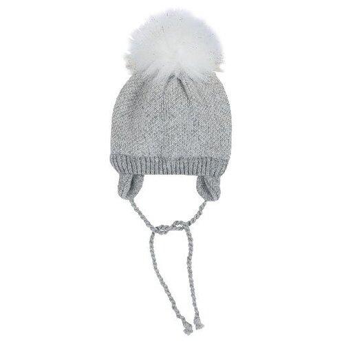 Шапка Chicco размер 002, светло-серый шапка chicco размер 004 светло серый
