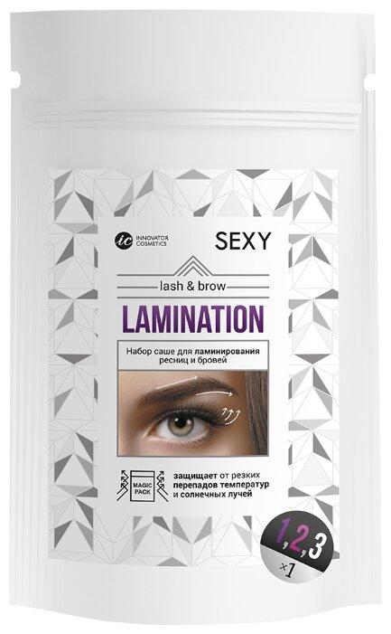 Купить Innovator Cosmetics Набор составов в саше №1 Volume Lift+№2 Volume Fixer+№3 Silk Essence для ламинирования ресниц и бровей Sexy Lamination белый по низкой цене с доставкой из Яндекс.Маркета (бывший Беру)