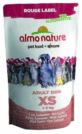 Корм для собак Almo Nature Alternative лосось 750г (для мелких пород)