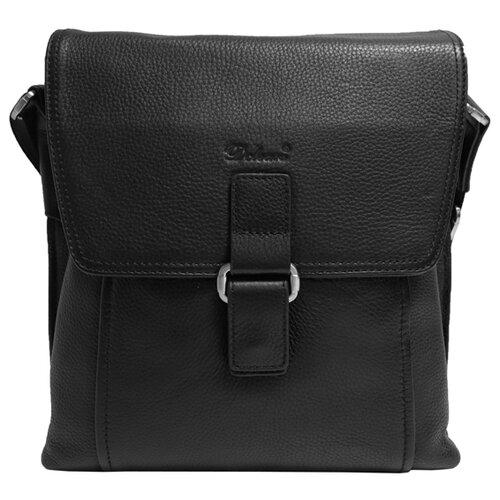 сумка планшет dclears натуральная кожа черный Сумка планшет Dclears, натуральная кожа, черный