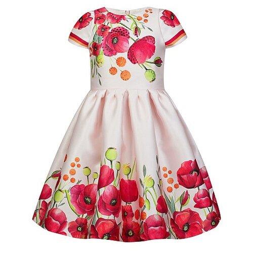 Платье EIRENE размер 92-98, розовый платье eirene размер 170 черный желтый красный