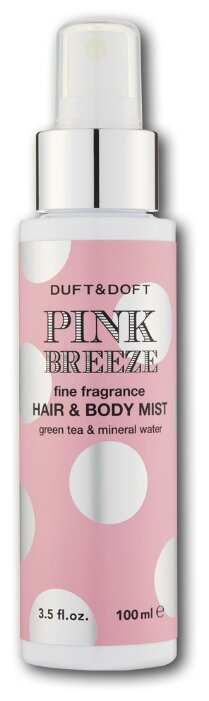 Мист для тела DUFT&DOFT Pink Breeze