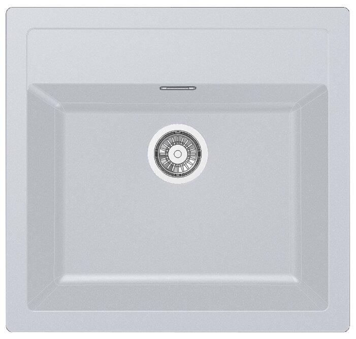 Врезная кухонная мойка FRANKE SID 610 56х53см искусственный гранит