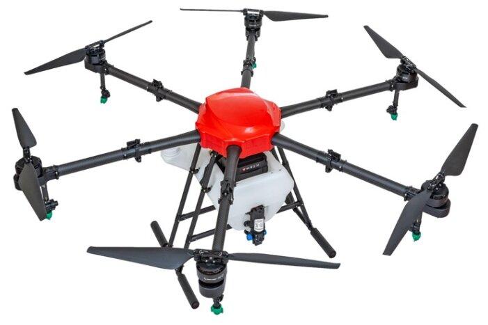 Гексакоптер VolJet AGRO 16 черный/белый/красный фото 1