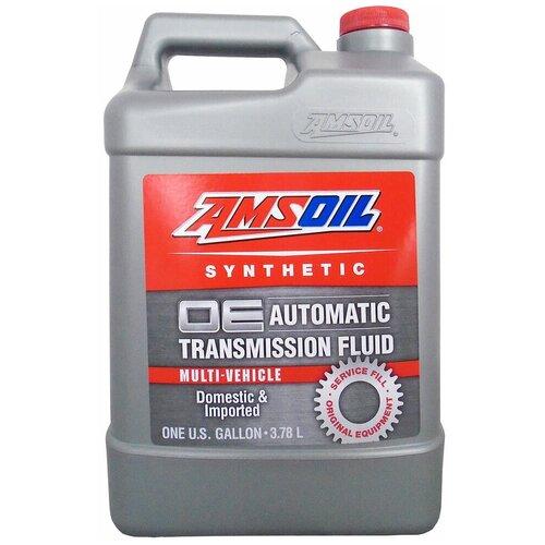 Трансмиссионное масло AMSOIL OE ATF Multi-Vehicle 3.8 л по цене 4 007