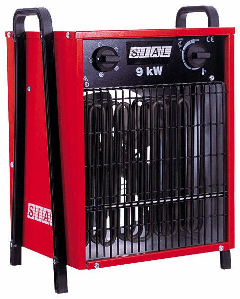 Электрическая тепловая пушка Sial Red Planet RP 90 T (9 кВт)