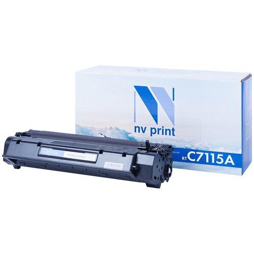 Фото - Картридж NV Print С7115А для HP, совместимый картридж nv print cf401x для hp совместимый