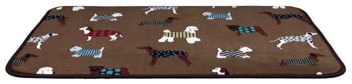 Коврик для собак TRIXIE FunDogs Lying Mat (37123) 70х50 см