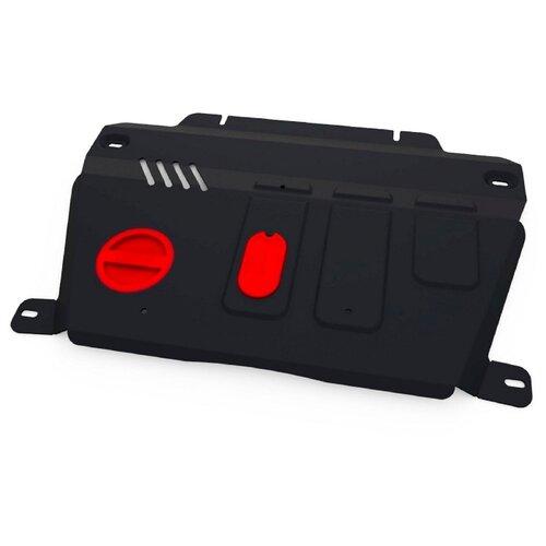 цена на Защита картера двигателя и коробки передач Автоброня 111.04216.1 для Chevrolet, Opel