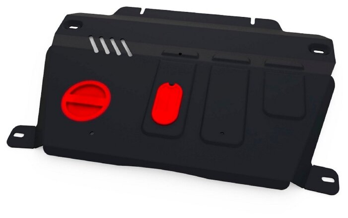 Защита картера двигателя и коробки передач Автоброня 111.04216.1 для Chevrolet, Opel