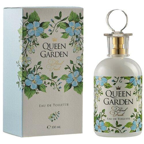 Туалетная вода Парфюмерия XXI века Queen Garden Floral Fresh, 100 мл