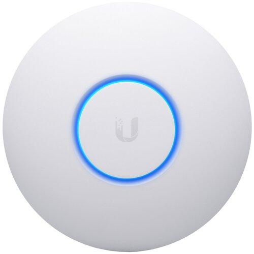Фото - Wi-Fi точка доступа Ubiquiti UniFi nanoHD, белый wi fi точка доступа ubiquiti unifi ac lite белый