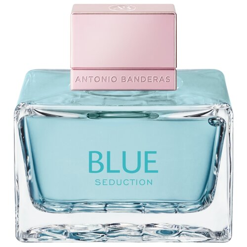 Туалетная вода Antonio Banderas Blue Seduction for Women, 80 мл туалетная вода antonio banderas queen of seduction women edt 50 мл женская