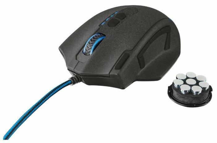 Мышь Trust GXT 155 Gaming Mouse Black USB
