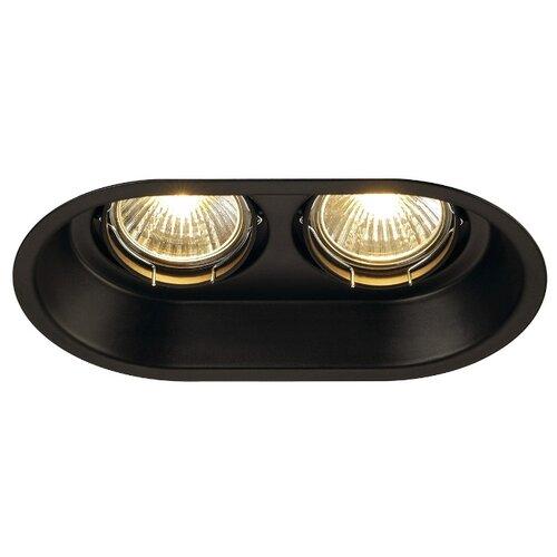 Встраиваемый светильник SLV Horn 113110 slv потолочный светодиодный светильник slv senser square 162983