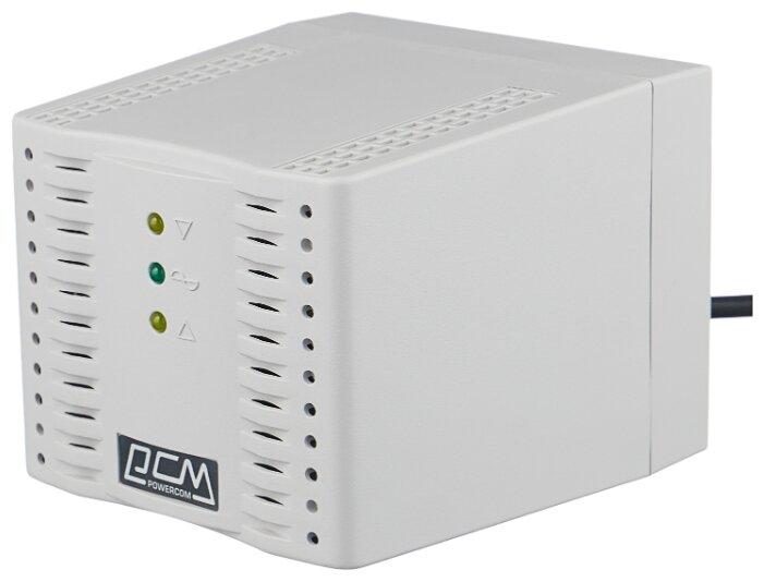 Стабилизатор напряжения однофазный Powercom TCA-1200 (0.6 кВт)