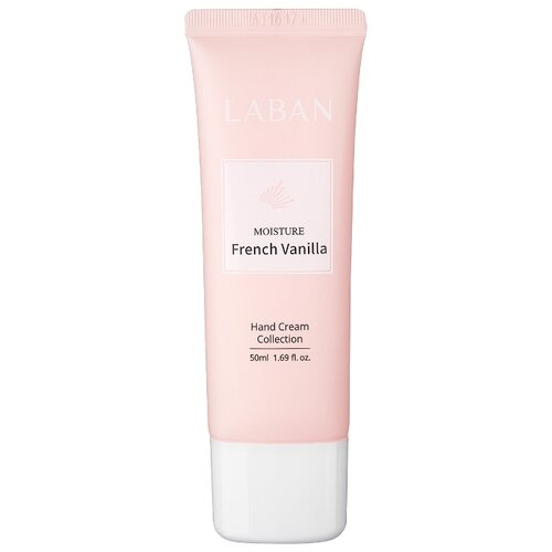 Крем для рук Laban Moisture French vanilla 50 мл