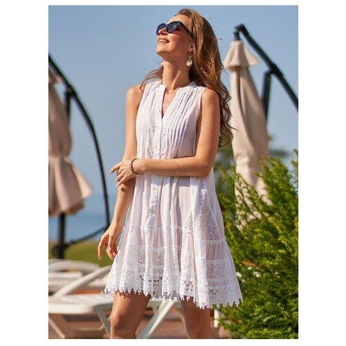 Пляжное платье MIA-AMORE Argentina 1370 размер XS белый 100952569695 фото