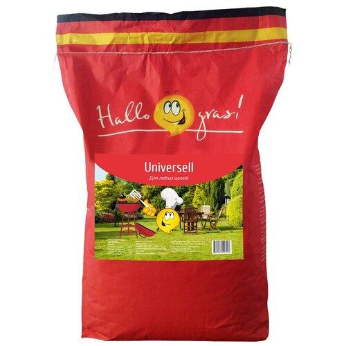 Смесь семян для газона Hallo Gras! Universell, 10 кг недорого