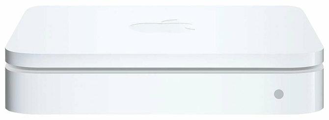 Wi-Fi роутер Apple Time Capsule 3TB MD033