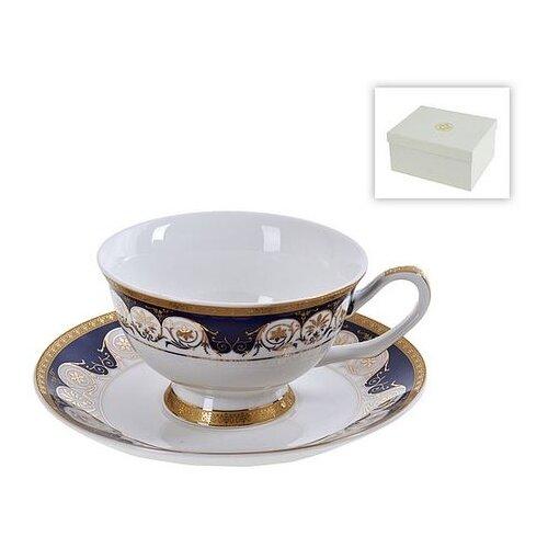 набор чайный best home porcelain indigo 200 мл 4 предмета Чайный набор 4 предмета Indigo, 200 мл