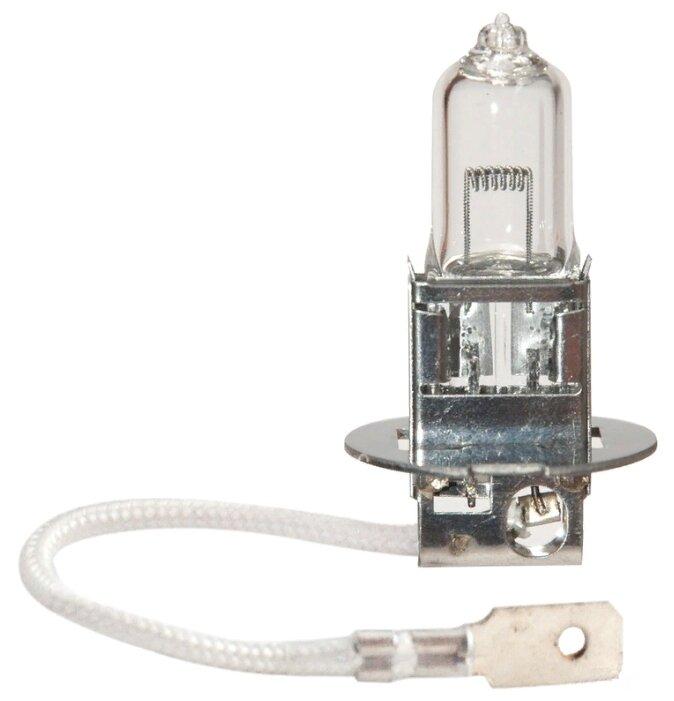 Лампа автомобильная галогенная ДИАЛУЧ Н3 12V 55W (12553) 1 шт.