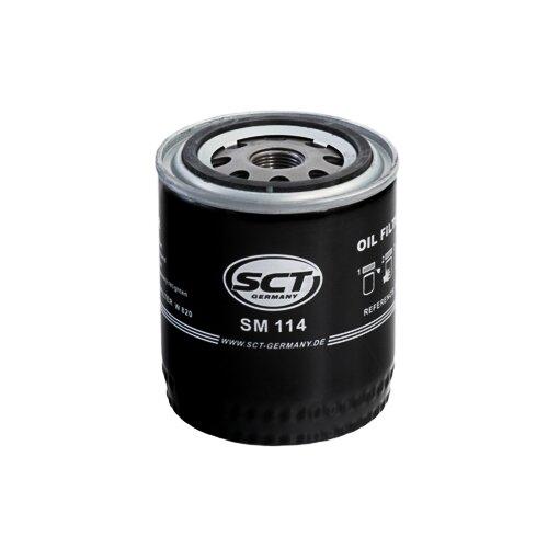 цена на Масляный фильтр SCT SM 114