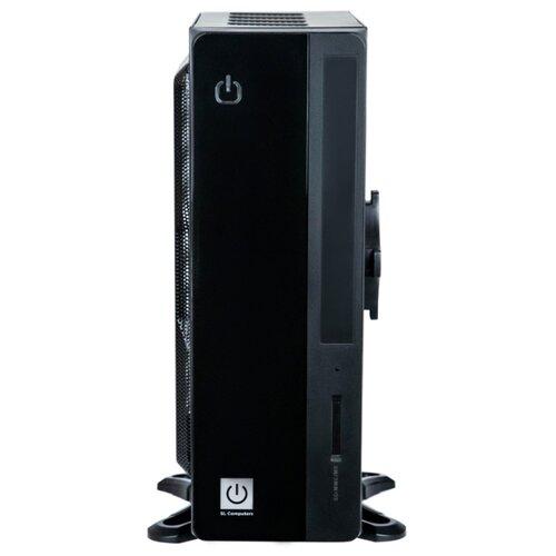 Купить Настольный компьютер SLComputers SL Mini 103 Mini-Tower/Intel Celeron J4005/4 ГБ/120 ГБ SSD/Intel UHD Graphics 600/Windows 10 Pro черный