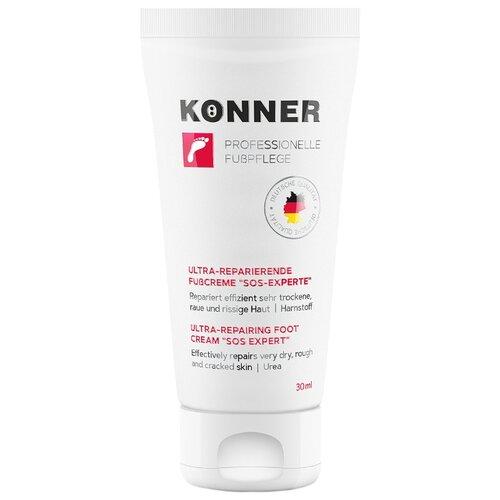 KONNER Крем для ног ультра восстанавливающий 30 мл туба