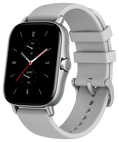 Умные часы Amazfit GTS 2, серебристый фото 1