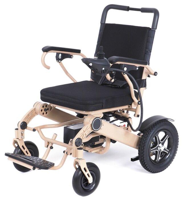 Кресло-коляска электрическое МЕТ Compact 35