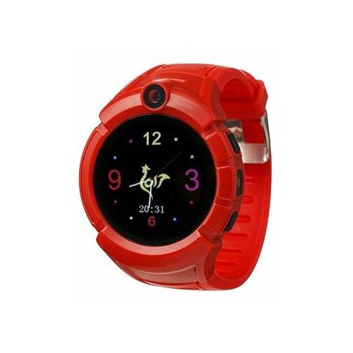 Детские умные часы Smart Baby Watch Q360 / G610 красный
