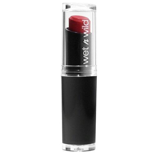Wet n Wild Помада для губ Mega Last Lip Color, оттенок stoplight red