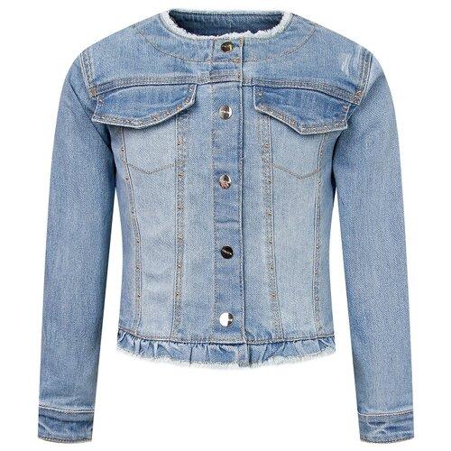 Купить Куртка Mayoral размер 134, 094 голубой выбеленный, Куртки и пуховики